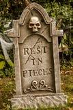 De Schedels en de Decoratie van Halloween Royalty-vrije Stock Fotografie