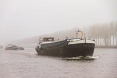 De schepen van de lading stock afbeeldingen