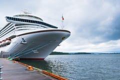 De schepen van Oslo Royalty-vrije Stock Foto's