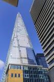 De Scherf is het langste gebouw in het Verenigd Koninkrijk royalty-vrije stock afbeelding