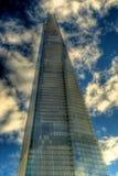 De scherf - Londen Stock Fotografie