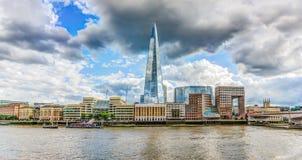 De scherf Londen Stock Afbeelding