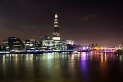 De scherf, Londen, Engeland Royalty-vrije Stock Afbeeldingen