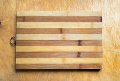 De scherpe raad van het bamboe Stock Fotografie