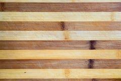 De scherpe raad van het bamboe Royalty-vrije Stock Afbeelding
