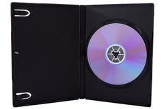 CD DVD doos Royalty-vrije Stock Foto's