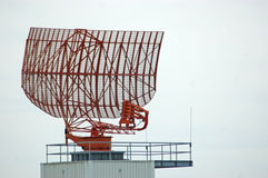 De schijf van de radar stock fotografie
