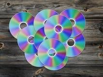 De schijven van CD Stock Foto's