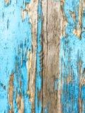 De schil van de verf van muur stock foto