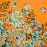 De schilderijen van de bloemtuin. stock illustratie