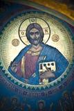 De schilderijen van de kerk Stock Fotografie