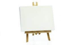 De schildersezel van de kunst stock fotografie