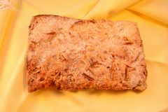 De schillenCake van het varkensvlees Stock Foto's