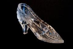 De schoen van de diamant Stock Foto's