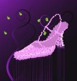 De schoen van de manier royalty-vrije illustratie