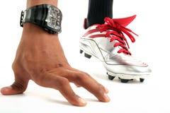 De schoen van de sport Royalty-vrije Stock Foto's