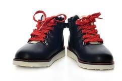 De schoen van het jonge geitje Stock Afbeeldingen