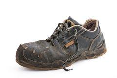 De schoen van het werk Royalty-vrije Stock Afbeelding
