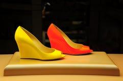 De schoenen van dames Royalty-vrije Stock Fotografie