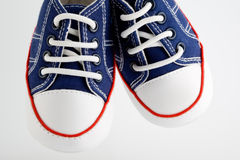 De Schoenen van de baby Royalty-vrije Stock Foto's