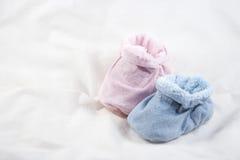 De schoenen van de baby Royalty-vrije Stock Afbeelding