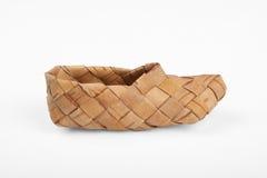 De schoenen van de bast,   Stock Foto's