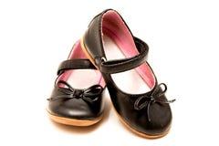 De Schoenen van de kleding Royalty-vrije Stock Foto