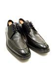 De Schoenen van de kleding Royalty-vrije Stock Foto's