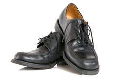 De Schoenen van de kleding Royalty-vrije Stock Fotografie