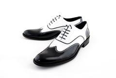 De Schoenen van de maffia Stock Afbeeldingen