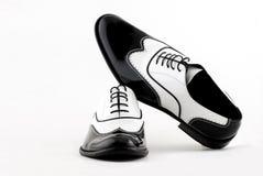 De Schoenen van de maffia Stock Fotografie
