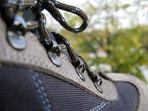 De schoenen van de trekking Royalty-vrije Stock Foto's
