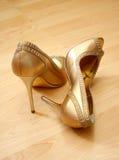 De schoenen van de vrouw Royalty-vrije Stock Afbeelding