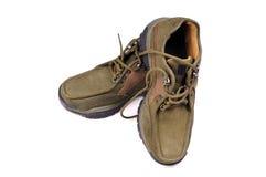 De schoenen van de wildernis Royalty-vrije Stock Foto's