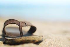 De schoenen van de zomer stock foto's