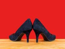 De schoenen van elegante vrouwen Royalty-vrije Stock Foto