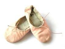 De schoenen van het ballet stock foto
