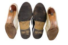 De schoenen van het geslacht stock fotografie