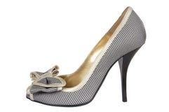 De schoenen van het Hof royalty-vrije stock foto's