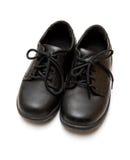 De schoenen van jongens Royalty-vrije Stock Foto's