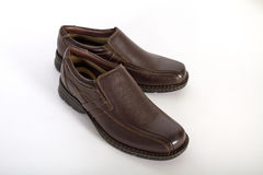 De Schoenen van mensen Stock Fotografie