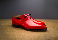 De schoenen van mensen stock afbeelding