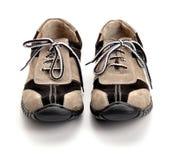 De schoenen van sporten stock fotografie