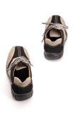 De schoenen van sporten royalty-vrije stock afbeeldingen