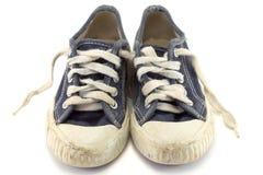 De schoenen van sporten. stock afbeeldingen