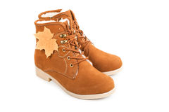 De schoenen van vrouwen. Royalty-vrije Stock Afbeelding