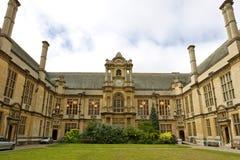 De Scholen van het onderzoek. Oxford, Engeland stock fotografie