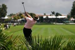De schommeling van Gol bij doral, Miami Royalty-vrije Stock Fotografie