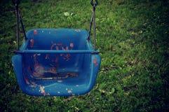De Schommeling van het babypark Stock Fotografie