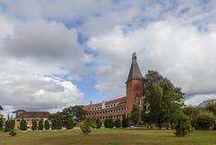 De school van College van de DaLatleraar Stock Fotografie